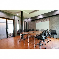 Rent a venue for daily meetings