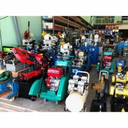 Factory machinery sales