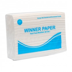 กระดาษเช็ดปาก - บริษัท วินเนอร์ เปเปอร์ จำกัด