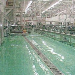 ทำพื้นโรงงาน - บริษัท ยู ชาง เอ็นเตอร์ไพรส์ จำกัด