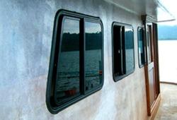 กระจกเรือโดยสาร