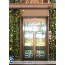 ลิฟต์แก้ว (GLASS LIFT)