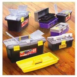 กล่องพลาสติกเก็บเครื่องมือ