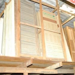 ไม้แผ่น ไม้อัด ไม้แปรรูป วัสดุก่อสร้างอุปกรณ์ก่อสร้าง เหล็ก