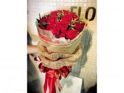 รับจัดช่อดอกไม้สด – กุหลาบ - ร้านพฤกษชาติ 5