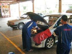 บริการซ่อมแอร์รถยนต์