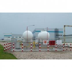 ออกแบบท่อแก๊สและติดตั้งระบบท่อแก๊ส