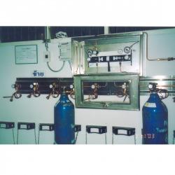 ออกแบบและติดตั้งระบบท่อแก๊สโรงพยาบาล
