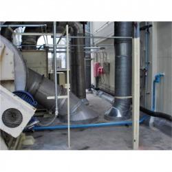 ระบบระบายอากาศ ในโรงงานอุตสาหกรรม สร้างโรงงานอุตสาหกรรม