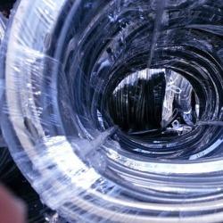 PVC ผลิตเม็ดพลาสติกรีไซเคิล เม็ดพลาสติกพีวีซี