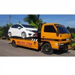 รับเคลื่อนย้ายรถ - Phongsakon Forklift Slide