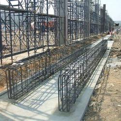 ออกแบบ-รับเหมาก่อสร้างโรงงานขนาดใหญ่
