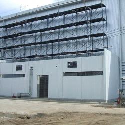ออกแบบ-รับเหมาก่อสร้างอาคารสำนักงาน