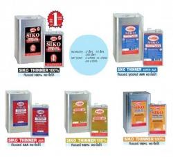 ทินเนอร์ไซโก้ เกรดพรีเมี่ยม - บริษัท ที เค เอส เคมิคอล (ประเทศไทย) จำกัด