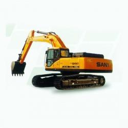 SANY รถขุดรุ่นใหม่ระบบไฮดรอลิค