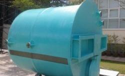 ถังไฟเบอร์กลาส (FRP Storage Tank)