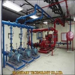 ติดตั้งระบบสุขาภิบาล ออกแบบระบบสุขาภิบาล  ระบบดับเพลิงโรงงาน