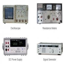 ซ่อมเครื่องมือวัดทางไฟฟ้า เครื่องมือวัดทางอิเล็กทรอนิกส์