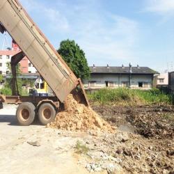 ถมที่ - South System Construction Co Ltd