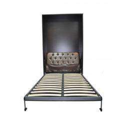 เตียงพับ / Hidden bed รุ่น(i-Smart) / SWB.V120H i-Smart (double size 4 ft.) - บริษัท ดีดี ทรานสมิสชั่น จำกัด