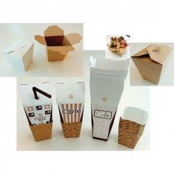 กล่องกระดาษและถ้วยกระดาษ