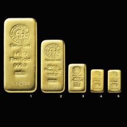 ทองคำแท่งบริสุทธิ์ 99.99%