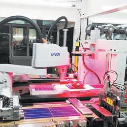 Solar Cell กระบวนการผลิต มาตรฐานสากล - บริษัท สยาม โซล่าร์ เซลล์ จำกัด