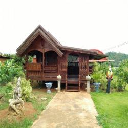 บ้านพักทรงไทย ปากช่อง
