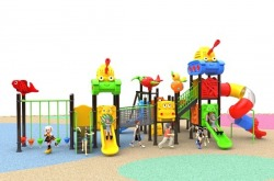 Rambokids Play Field