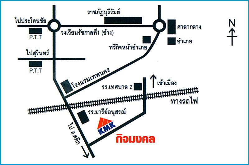 บริษัท กิจมงคลบุรีรัมย์ จำกัด