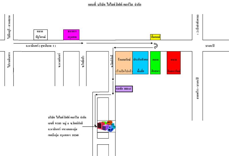 ติดตั้ง และออกแบบลิฟต์ - ไฮไลท์ ลิฟท์ เซอร์วิส