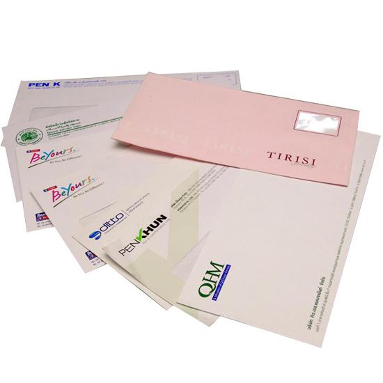 กระดาษหัวจดหมายและซองจดหมาย - บริษัท ซีซัน กรุ๊ป จำกัด - กระดาษหัวจดหมายและซองจดหมาย