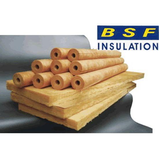 ฉนวนใยแก้ว BSF (Glass Wool) ฉนวนใยแก้ว  ฉนวน bsf  โรงงานผลิตฉนวนกันความร้อน  ฉนวนสำหรับอุตสาหกรรม