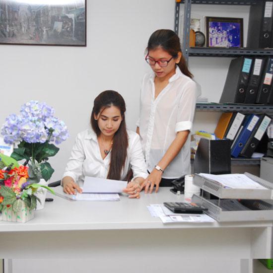 รับปรึกษาด้านบัญชีและภาษีอากร บริการจัดทำภาษีอากร  Accounting and Tax service