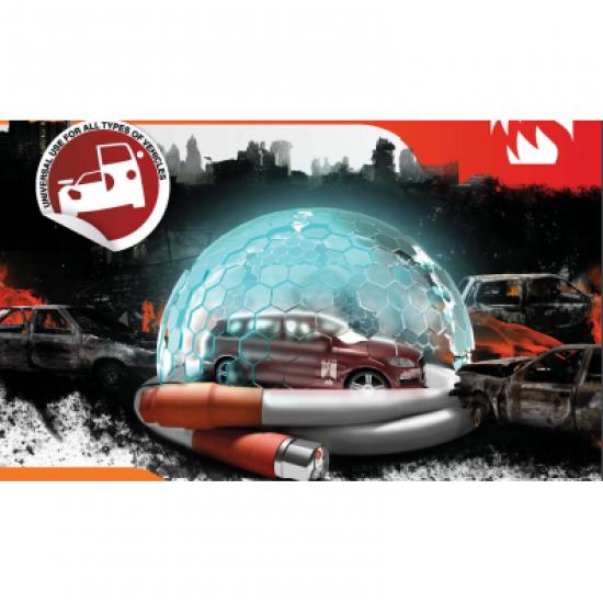 ระบบจ่ายสารหล่อลื่นเซ็นทรัล-ลูบ เทคโนโลยี -  ระบบดับเพลิงอัตโนมัติสำหรับเครื่องจักรและห้องเครื่องยนต์