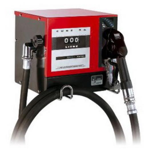 ระบบจ่ายสารหล่อลื่นเซ็นทรัล-ลูบ เทคโนโลยี - ปั๊มสูบน้ำมันเชื้อเพลิงแบบไฟฟ้า