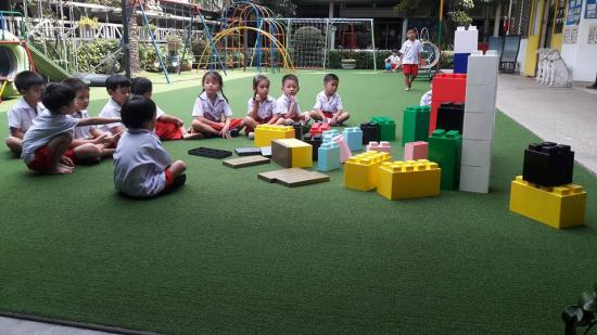 เทพสนิท โรงเรียนอนุบาลและเนอสเซอรี่ - กิจกรรมเสริมทักษะ