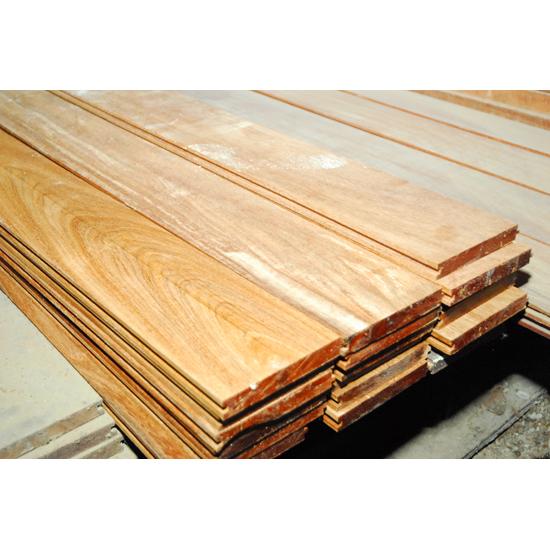 ไม้พื้นอบไสรางลิ้น - ห้างหุ้นส่วนจำกัด บางโพอบไม้  - ไม้พื้นอบไสรางลิ้น