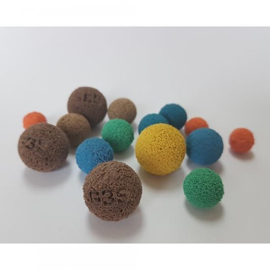 Ball cleaning system - ลูกบอลทำความสะอาด