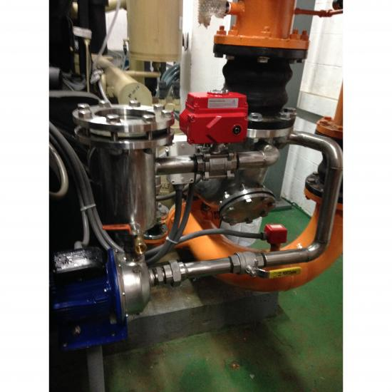 Ball cleaning system - ระบบล้างท่อ Condenser แบบอัตโนมัติ