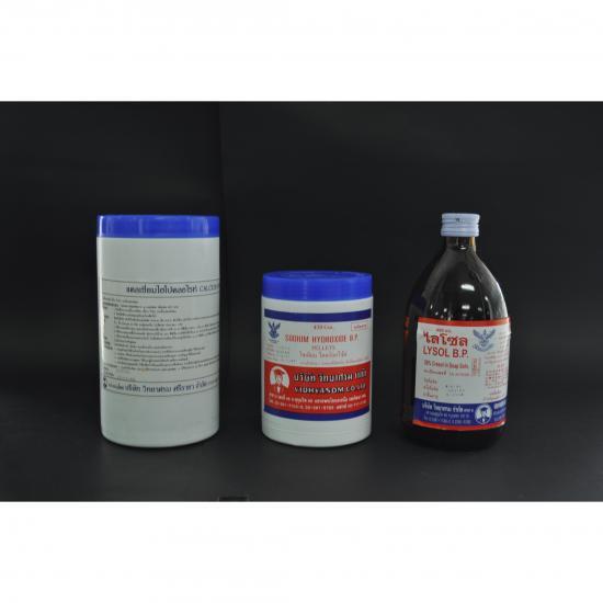 วิทยาศรม – เคมีภัณฑ์ - เคมีภัณฑ์ฆ่าเชื้อและทำความสะอาด