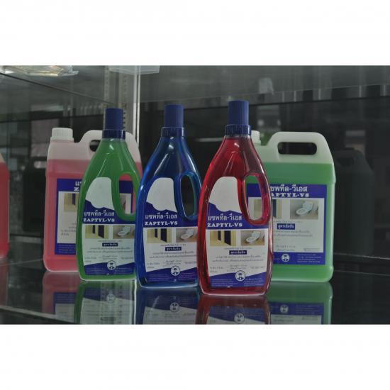 วิทยาศรม – เคมีภัณฑ์ - ผลิตภัณฑ์ทำความสะอาด