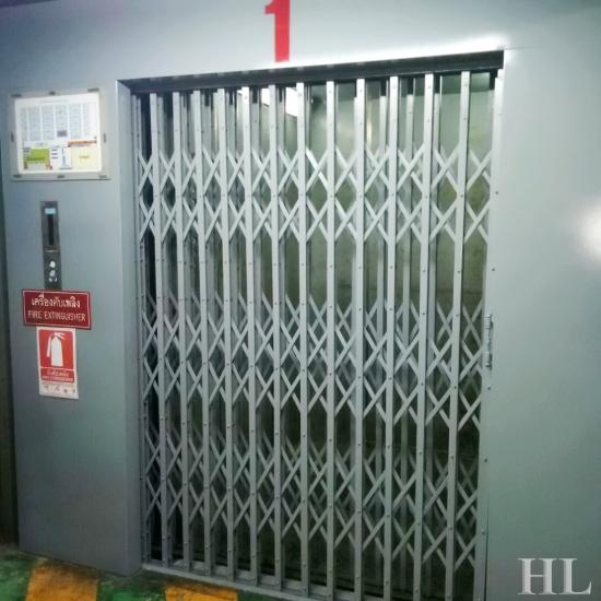 ลิฟต์แบบประตูยืด ลิฟต์แบบประตูยืด