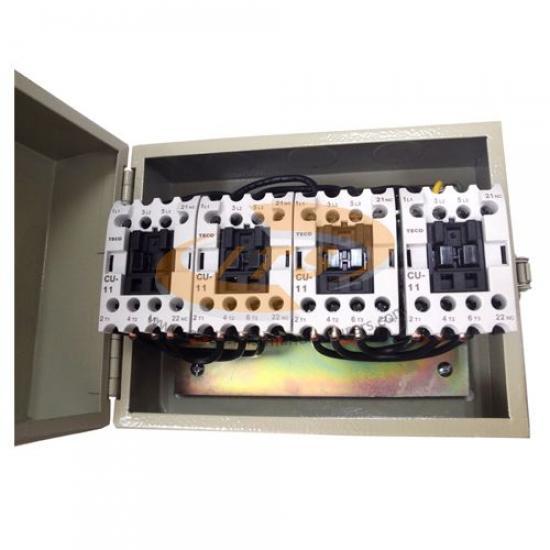 CRANE CONTACTOR CONTROL BOX ซอฟท์สตาร์ทมอเตอร์  crane contactor control box