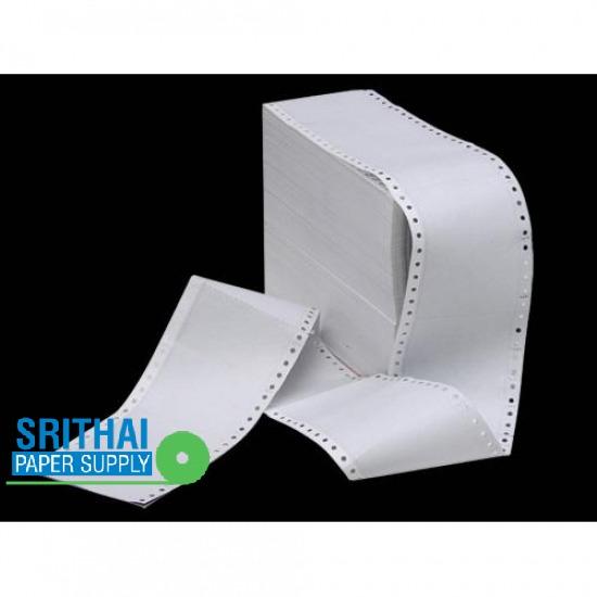 กระดาษพิมพ์ต่อเนื่อง กระดาษพิมพ์ต่อเนื่ิอง  ฟอร์มกระดาษต่อเนื่อง สําเร็จรูป  กระดาษต่อเนื่อง 1 ชั้น  กระดาษ ต่อ เนื่อง 9x11 3 ชั้น  กระดาษ ต่อ เนื่อง เคมี 4 ชั้น ราคา ถูก