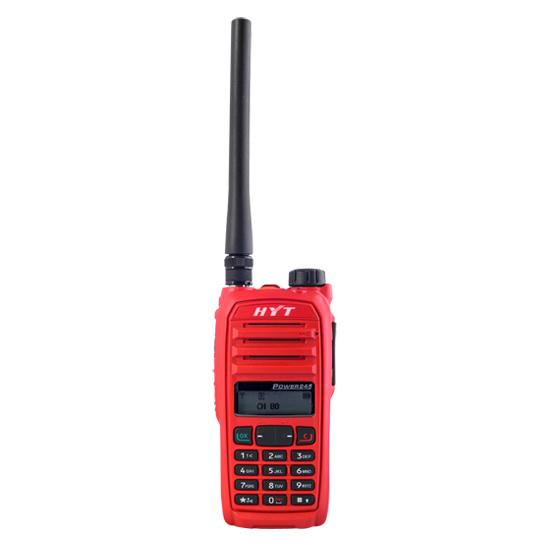 HYT Power 245 Two-way Radio - บริษัท อเมเจอร์ กรุ๊ป จำกัด - อุปกรณ์สื่อสาร hyt