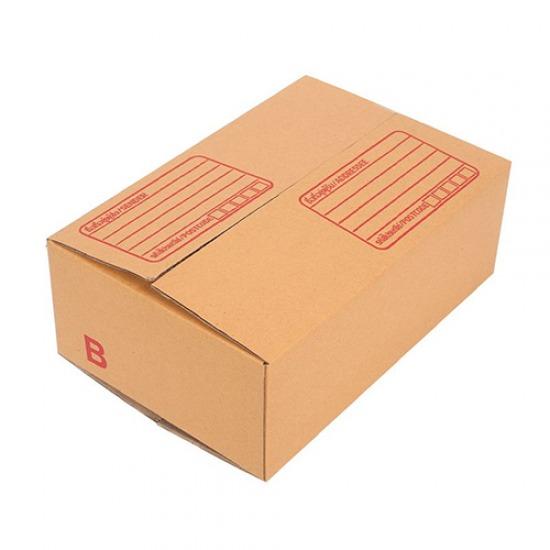รับผลิตกล่องไปรษณีย์ กล่องกระดาษลูกฟูก พร้อมบริการส่ง  รับผลิตกล่องไปรษณีย์