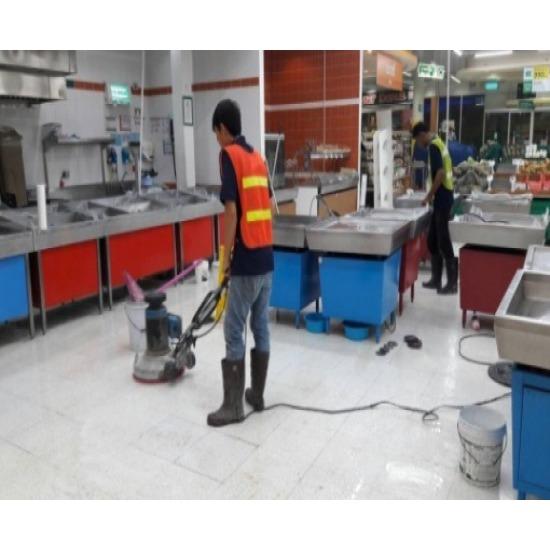 บริการดูแลรักษาความสะอาด บริการดูแลรักษาความสะอาด  ดูดฝุ่นในโรงงานอุตสาหกรรม