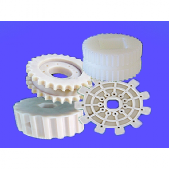 เฟืองพลาสติก เฟืองพลาสติก  โรงงานผลิตชิ้นงานพลาสติก  สั่งทำพลาสติกตามสั่ง  รับออกแบบชิ้นงานพลาสติก  โรงงานออกแบบฉีดพลาสติกขึ้นรูป