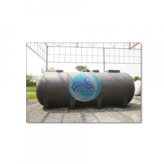 ระบบบำบัดน้ำเสีย โซลิด อินเตอร์เทค  -